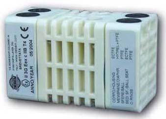 Пневматический мини насос с двумя мембранами MIDGETBOX