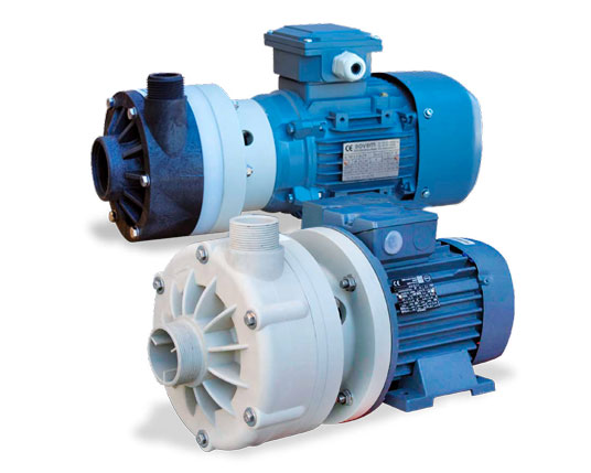 MB - Horizontal Centrifugal Pumps