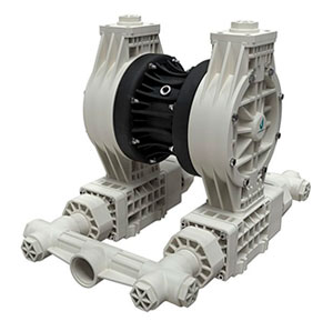FULLFLOW - Air-Operated Double Diaphragm Pumps