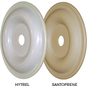 THERMOPLASTIC DIAPHRAGM