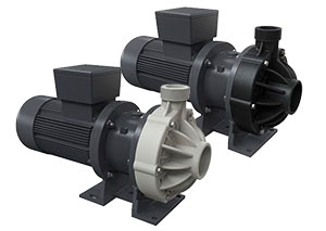 KM - Magnetically Driven Centrifugal Pumps
