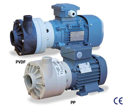 MB 100 Horizontal chemical pump