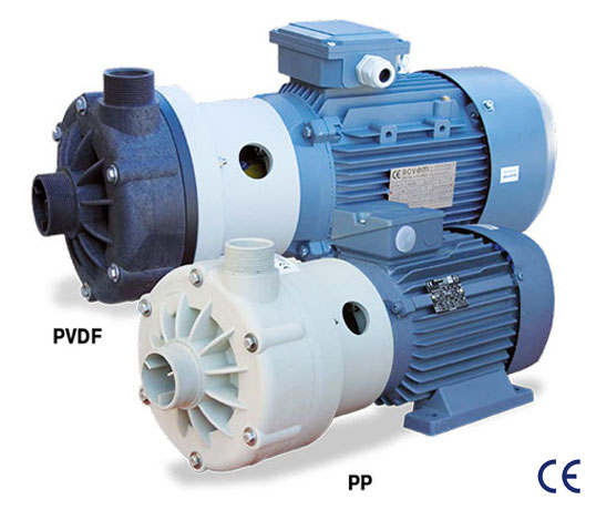 MB 140 Chemical Centrifugal Pump