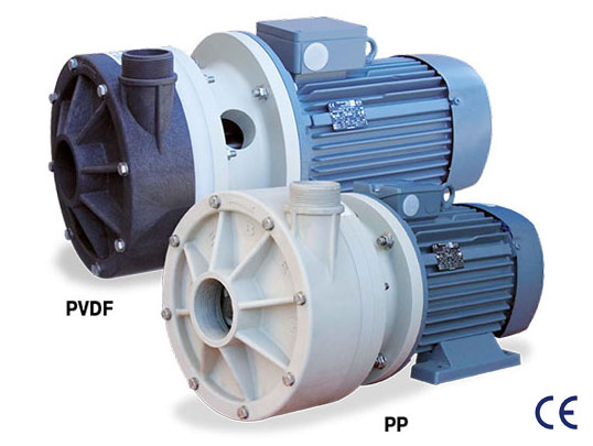 MB 180 Centrifugal chemical pumps