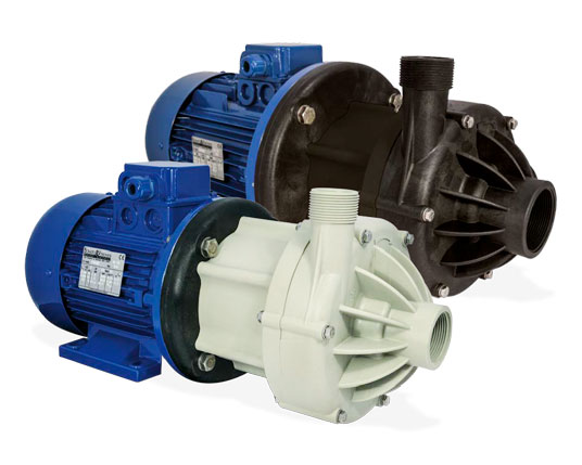 DM - Magnetic Drive Centrifugal Pumps