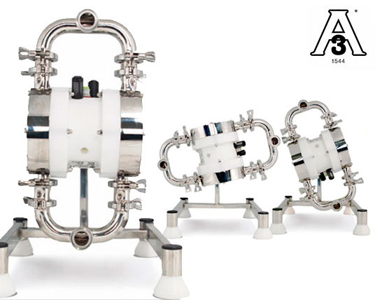 Pharmaceutical pumps - SANIBOXER