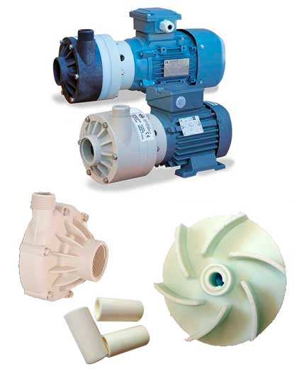 Spare parts for pumps MB